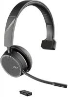 Plantronics Bluetooth Headset Voyager 4210 UC monaural USB-C