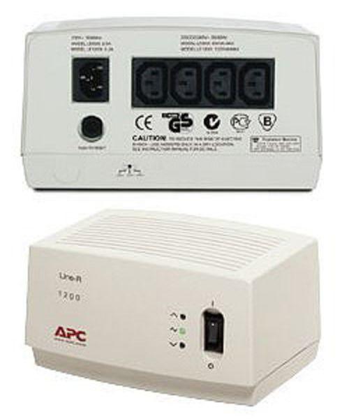 Automatischer Spannungsregulator 1200VA