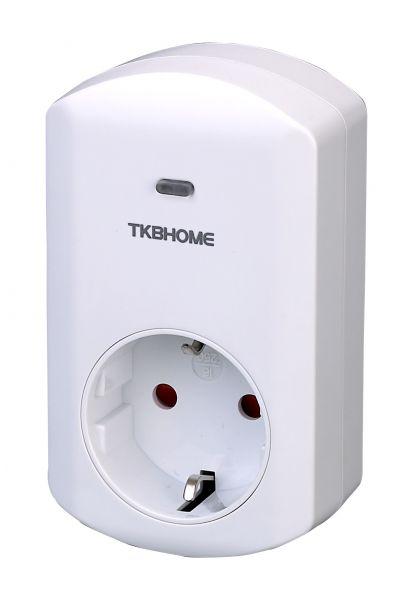 TKB Home Zwischenstecker mit Dimmer-Funktion (Typ F)