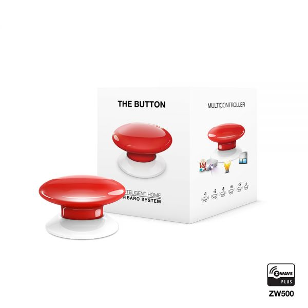 FIBARO The Button rot